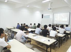 日本木结构协会培训现场