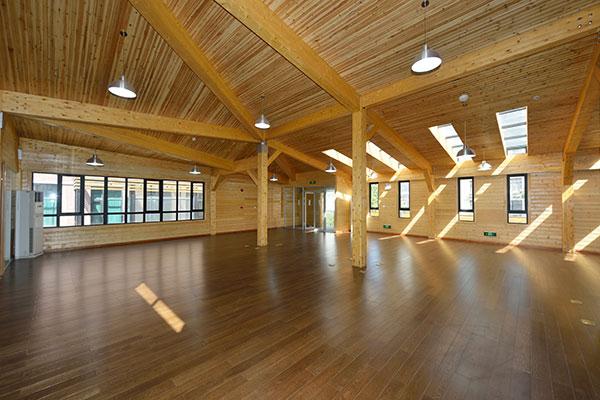 请问昆仑绿建什么是木结构建筑?