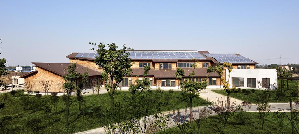 常州武进国家绿色建筑产业集聚示范区
